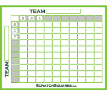 Scratch  Off Football Cards