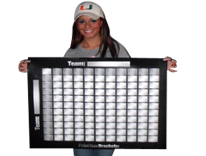 Large Square Grid for your Football Party